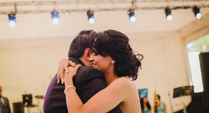 Ary y Javier wedding day