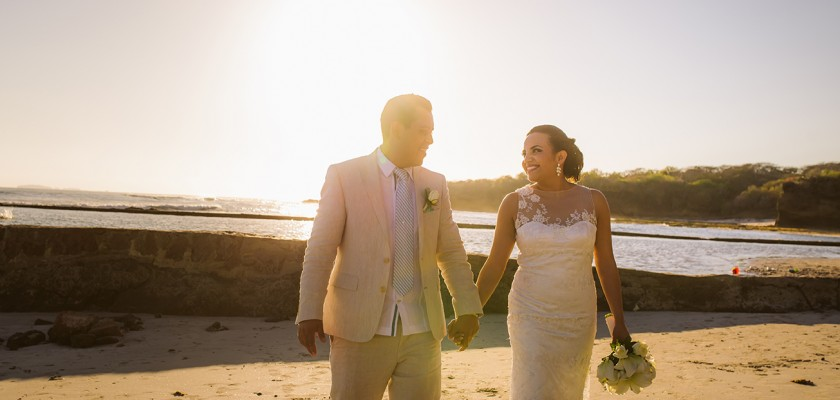 Lu y Vic Destination Wedding