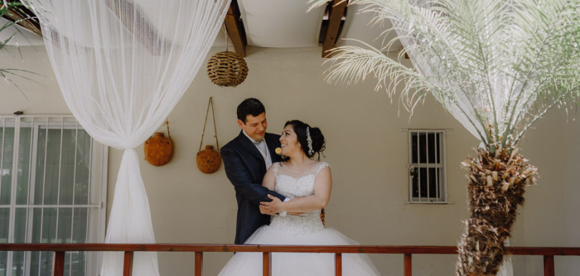 Ada y Ernesto wedding day
