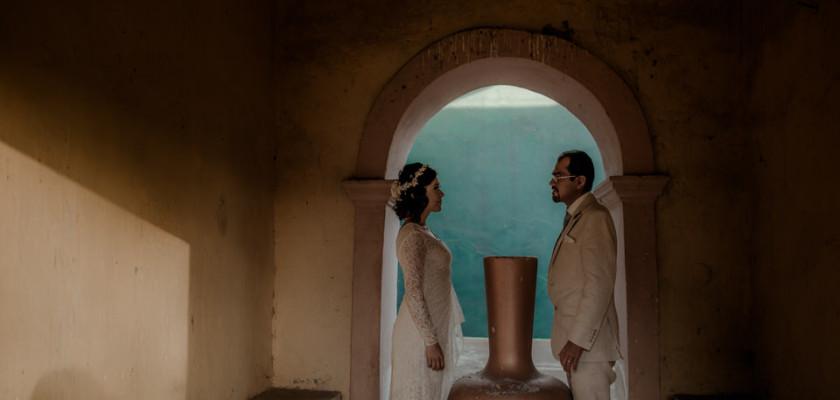 Claudia y Carlos wedding day