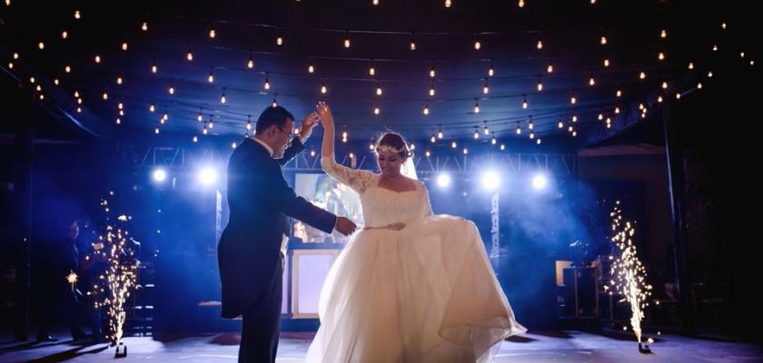 Angie y Gerardo wedding day
