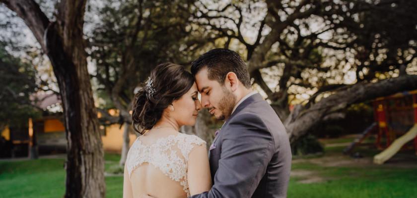 Caro y Hugo wedding