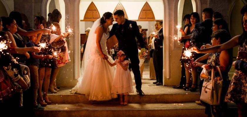 Aurora y Eduardo wedding day