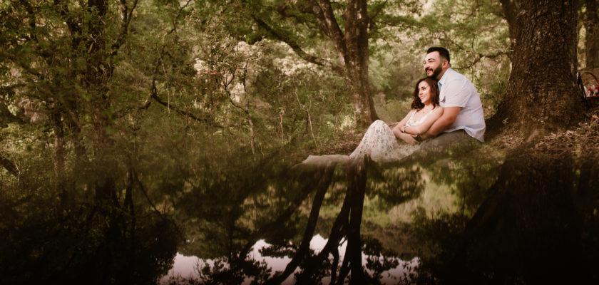Leobardo y Joana
