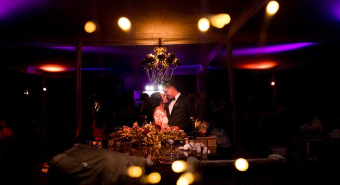 Eli y Joaquín wedding day