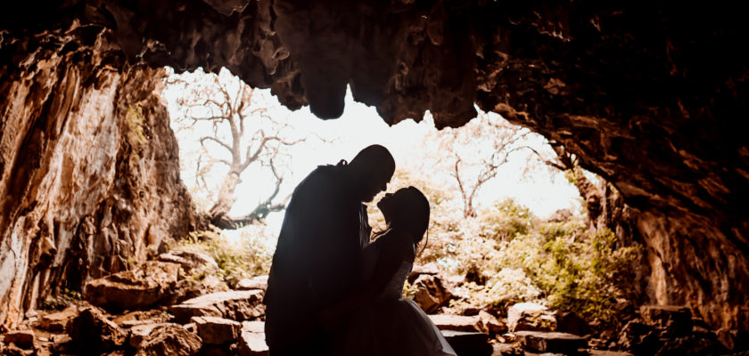 Trash the Dress Aida y Axel
