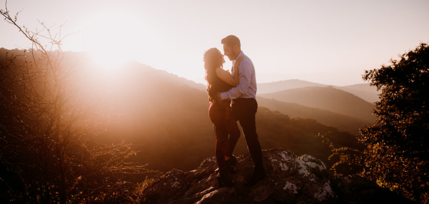 Isela y Michel Marriage proposal