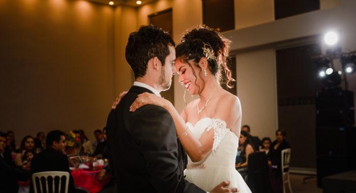 Adriana y Jonathan wedding day
